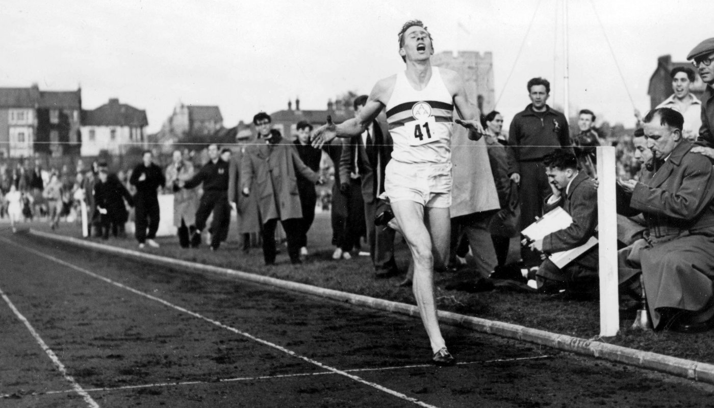 Bannister and the Breakthrough of Barriers