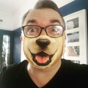 overcoming mask anxiety with Warren York